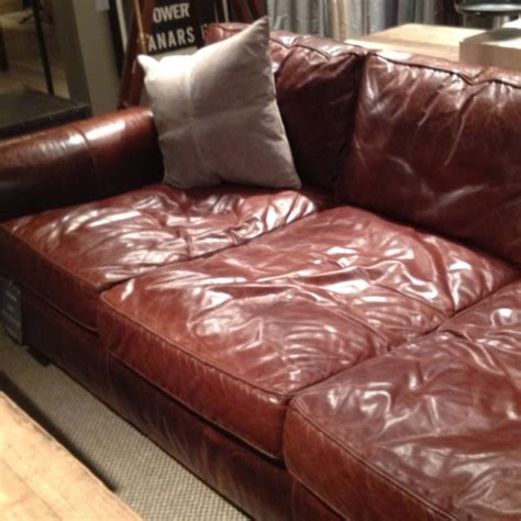 extra deep leather sofa 22 best in search of the perfect leather chesterfield sofa