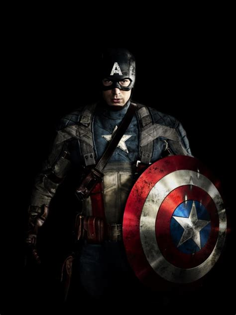 captain america tablet wallpaper chris evans is captain america wallpaper hd wallpapers