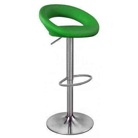 sorrento kitchen brushed bar stool green size x 540mm x
