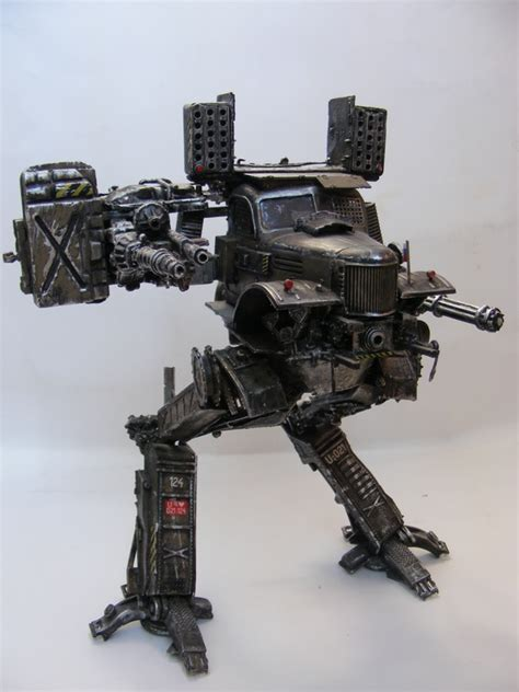 Mecha Model mwo forums my scratchbuild mech models