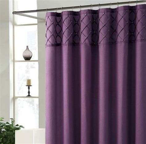 shower curtains with purple purple sequin shower curtain best curtains design 2016