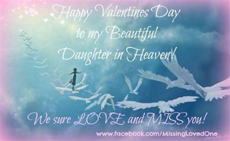 happy valentines day to in heaven we and