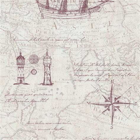 Vintage Map Pattern | p s vintage atlas map pattern old nautical textured
