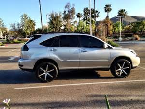 Tire Size Lexus Rx 350 What Size Looks Best For Rx Clublexus Lexus Forum