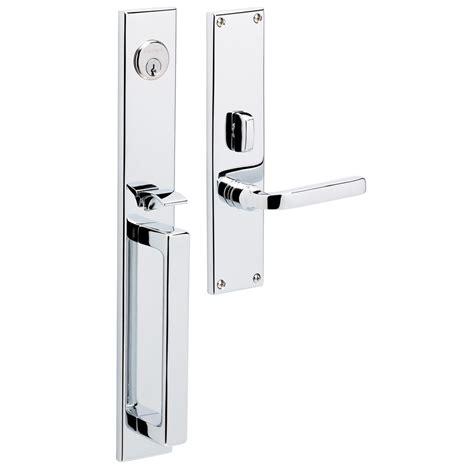 Modern Entry Door Hardware Sets