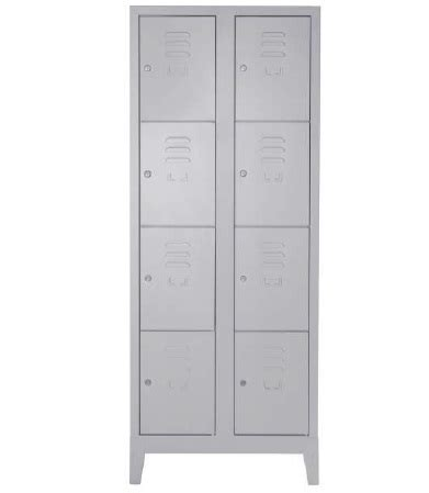 portaborse armadio armadio metallico portaborse otto posti 70x40x182cm crm