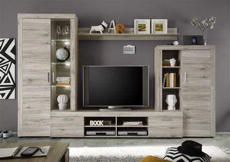 soggiorno moderno iago composizione parete porta tv  led