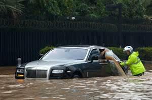 Willie Revillame Rolls Royce Rolls Royce Ghost Flooded In Jakarta Photo Gallery Autoblog