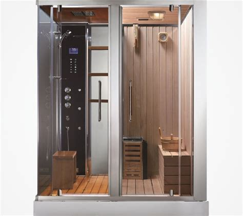 bathroom sauna showers steam shower sauna combo by aquapeutics