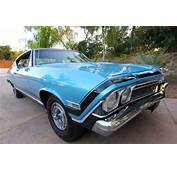 Buy Used 1968 Chevrolet Chevelle SS 396 S Match