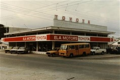 Ela Motors Used Cars Port Moresby by Pngaa