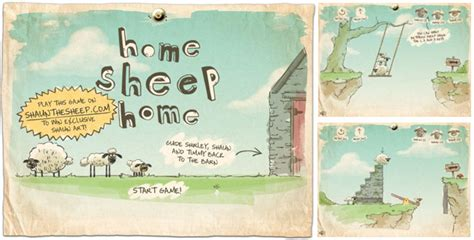 home sheep home bacon and