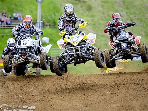 ama atv motocross 2010 ama atv motocross racing photos motorcycle usa