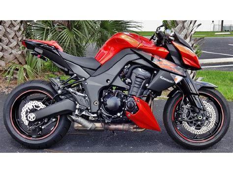 kawasaki z1000 for sale 2012 kawasaki z1000 for sale on 2040 motos