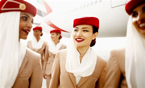 Cabin Crew Emirates by The Secrets Of The Emirates Cabin Crew Myfashdiary