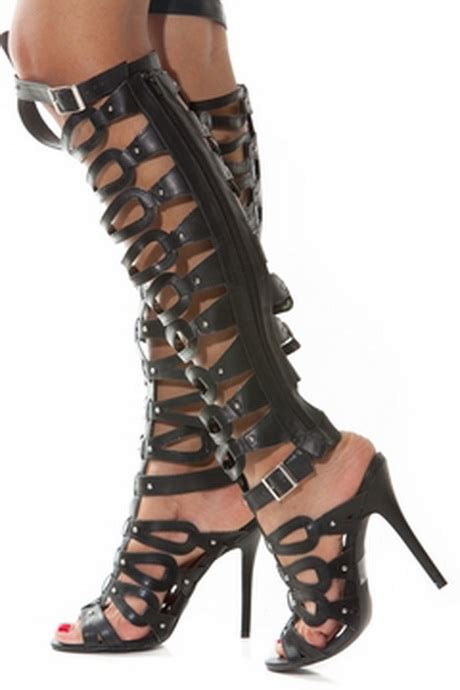 high heeled gladiator sandals high heeled gladiator sandals