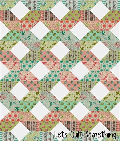 Queen Bed Skirts Scandinavian Spring Quilt Pattern Favequilts Com