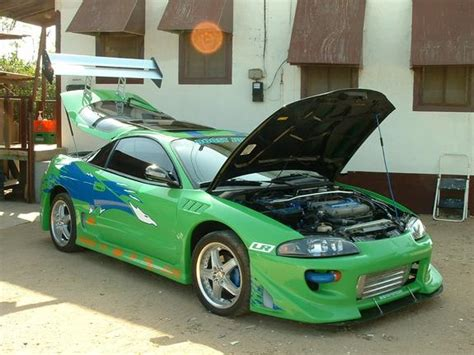 mitsubishi eclipse fast and furious specs fast furious 1995 mitsubishi eclipse specs