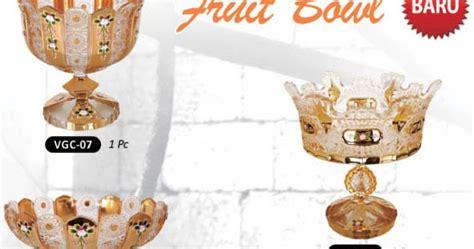 Vicenza Fruit Bowl kado istimewa untuk keluarga teman mitra bisnis