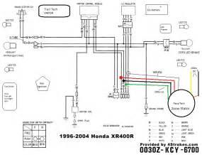 xr250 400 wiring help needed badly xr250 400 thumpertalk