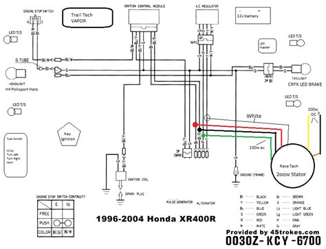atv key switch diagram color free wiring