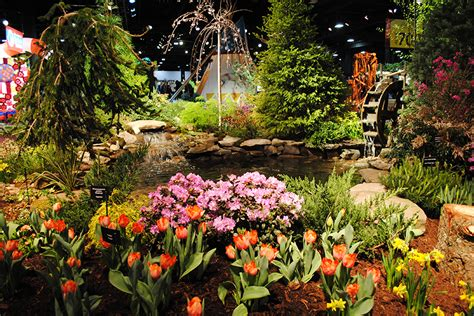 The Boston Flower Garden Show Is The Ultimate Escape Boston Flower Garden Show
