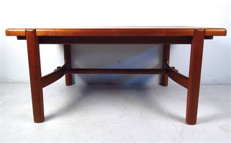 mid century dining room table mid century modern danish teak dining room table for sale