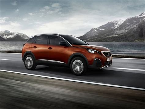 peugeot copper peugeot 3008 crossover 1 6 bluehdi 120 active car