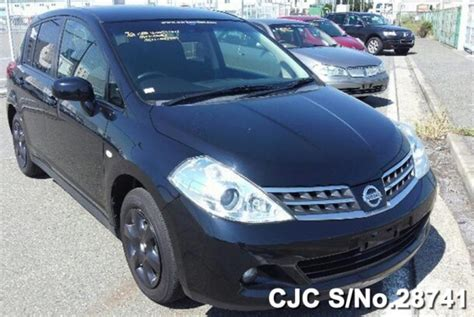 nissan tiida 2008 black 2008 nissan tiida black for sale stock no 28741