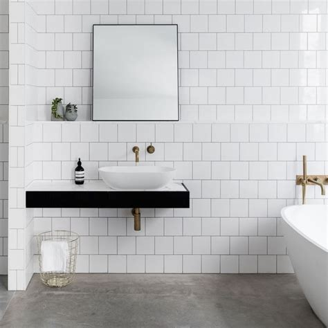 scandinavian bathroom tile inspiration how to give your bathroom a touch of