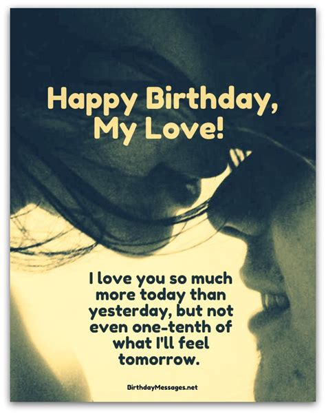 greetings for lover birthday wishes birthday messages for
