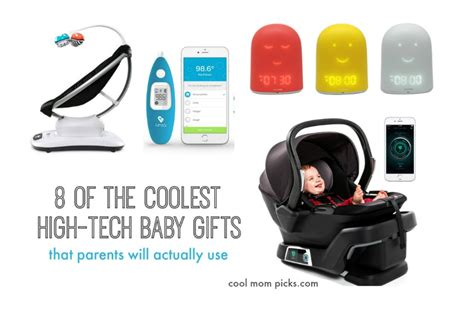 cool tech gifts 2016 8 cool high tech baby gifts parents will actually use cool mom picks