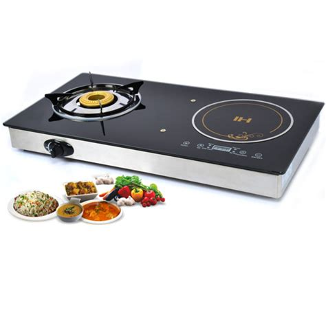 induction kitchen top buy 2 in 1 induction chulha gas chulha at best price in india on naaptol