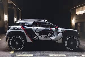 Peugeot Kosova Dakar 2017 Peugeot D 233 Voile La Nouvelle 3008 Dkr Vid 233 O