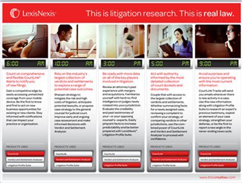 Lexisnexis Litigation Research Portfolio Research Portfolio Template