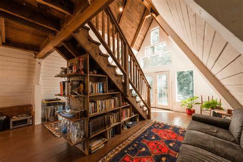 a frame cabin interior design a frame cabin design modern tiny house ideas