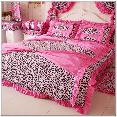 pink cheetah comforter set pink cheetah print bedding download page home design