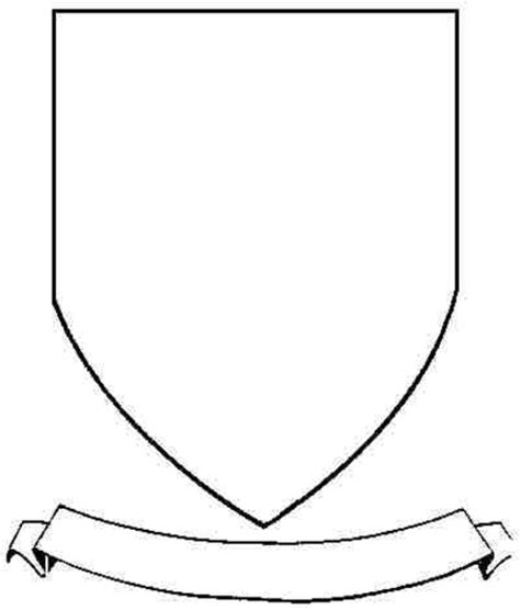 school shield template tudor knights and coats of arms by mike ennington