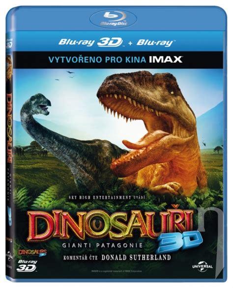 Film Dokument Dinosaurus   blu ray film dinosauři giganti patagonie 3d