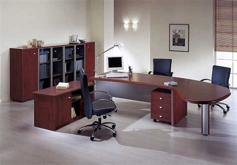 Office Desk Toronto Modern Executive Table Design For Your Work Area Designwalls