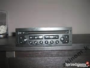 Peugeot 307 Radio Radio Cd Peugeot 307 Sprzedajemy Pl