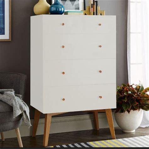 tall storage  drawer white dresser