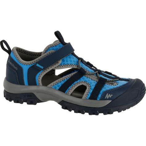 Schuhe Big Kinder Big Kinder 7 C 6 18 sandalen arpenaz 200 kinder blau decathlon deutschland