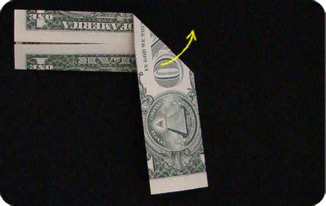 Dollar Bill Origami Bow - money bow tie make origami