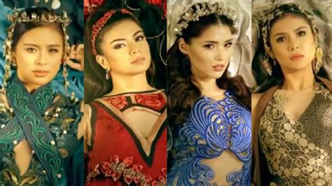 dramanice entertainer watch encantadia 2016 sang gres unleash their powers in
