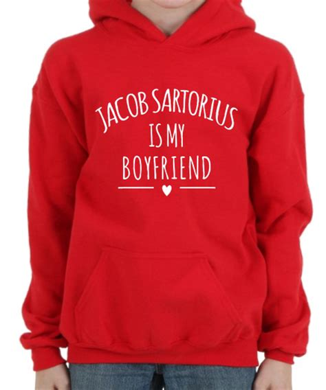 Sweater Jacob Sartorius Is My Boy Friend Rockzillastore jacob sartorius is my boyfriend hoodie
