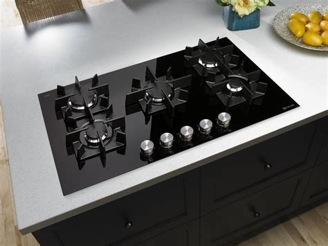 gas cooktop burners glass 5 burner gas cooktop all area appliance