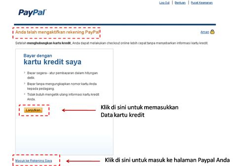 cara membuat akun paypal untuk pemula cara membuat akun paypal berbagi informasi bisnis online