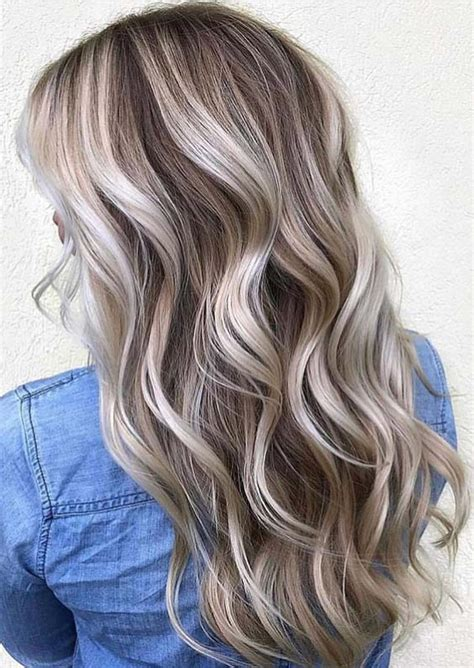 white chocolate hair color 23 best white chocolate hair color ideas in 2018
