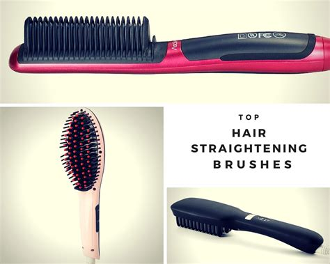 What Type Of Hair Straightener Is Best For Your Hair by Best Hair Brush For Your Hair Type Hair Day